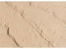 Yellow sandstone surface texture