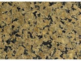 Closeup of golden diamond granite slab texture