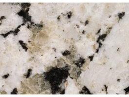 Closeup of venus white granite surface texture