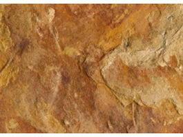 Golden slate stone texture