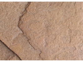 Sandstone surface texture