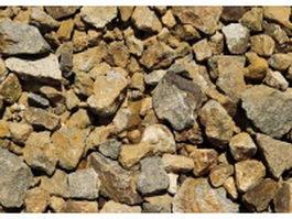 Rubble stone texture