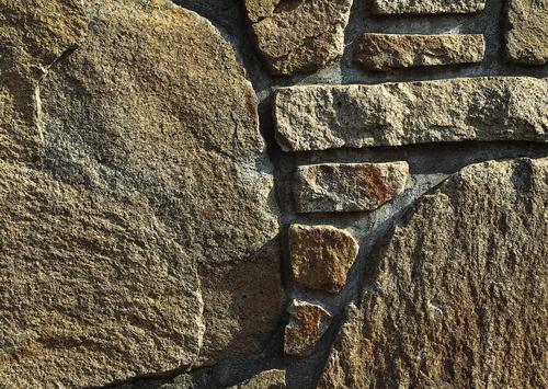 Decorative slate stone wall texture