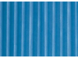Blue paper with striped pattern texture