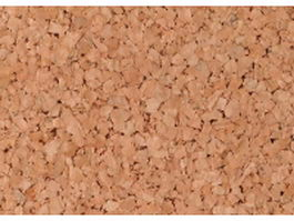 Flat-platen-pressed particleboard texture