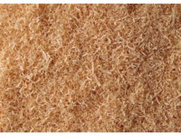 Close up of wood shavings texture