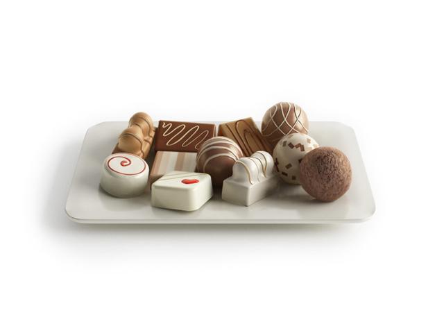 Chocolate Dessert 3d Model 3dsmax Files Free Download