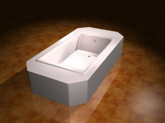 Porcelain Mop Sink : This floor mop sink 3D model available in 3dsMax, ceramic mop sink in ...