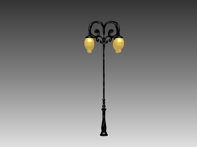 Antique street light 3d model & Antique street light 3d model 3dsMax3dsAutoCAD files free ... azcodes.com