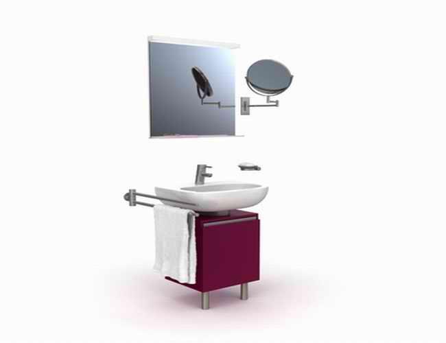 Small Bath Vanity Cabinet 3d Model 3dsmax Files Free Download Modeling 16879 On Cadnav
