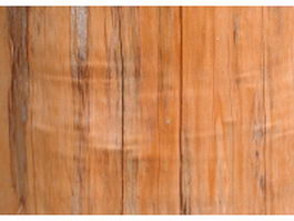 Closeup of red pine log texture