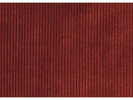 Seamless scarlet corduroy texture