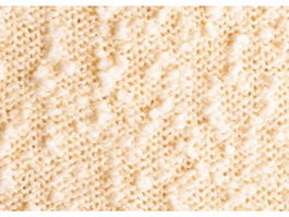 Light yellow cable knitting textile texture