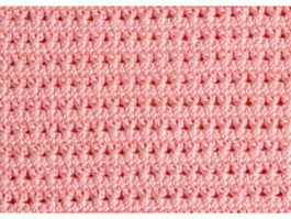 Pink knitting rug texture