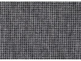 Dark gray nylon carpet texture