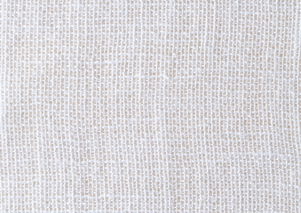 High quality closeup photo of white gauze fabric texture background Gauze Fabric