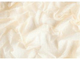 Light yellow georgette fabric texture