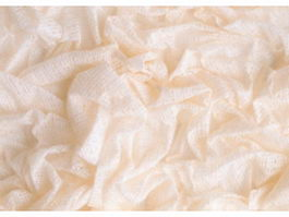 Silk georgette fabric texture