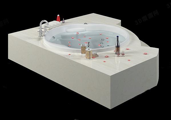 Luxusbad Whirlpool