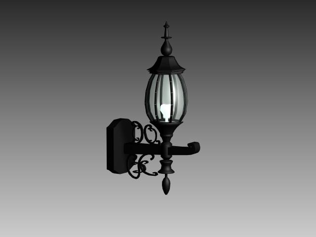 Concrete Desk Lamp