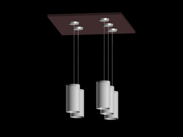 Hanging Pendant Lights 3d Model 3dsmax Files Free Download
