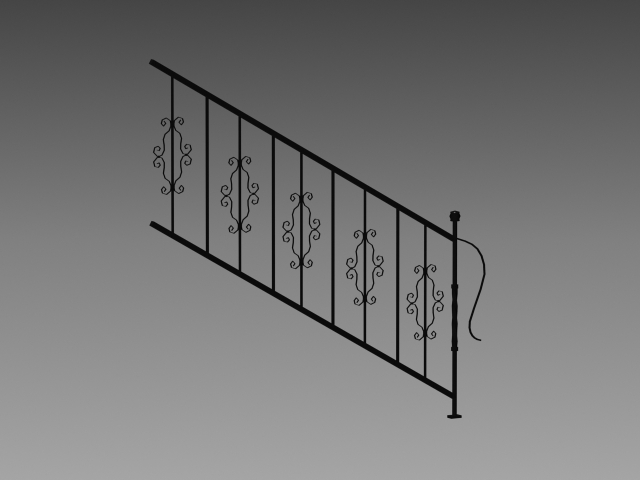 Stairs,Handrails And Railings 3D Models Free Download page