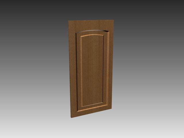 Kitchen Cabinet Door 3d Model 3dsmax 3ds Autocad Files