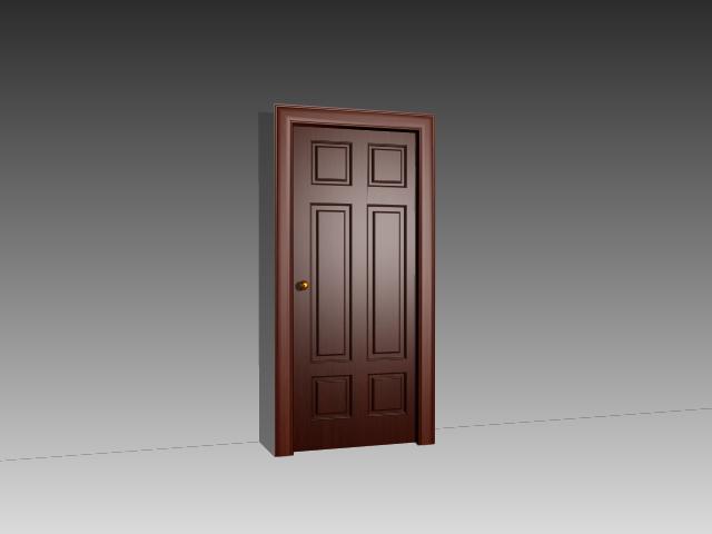 Interior Office Door 3d Model 3dsMax,3ds,AutoCAD Files
