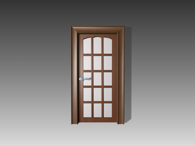 Office French Doors 3d Model 3dsmax 3ds Autocad Files Free