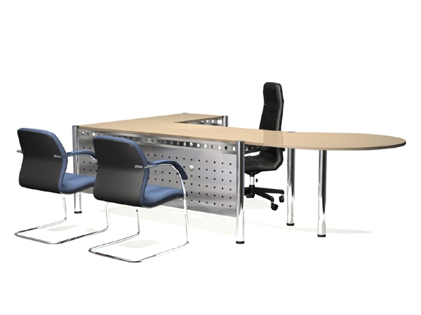 luxury office desk. beautiful office luxury office desk with chairs 3d model to office desk e