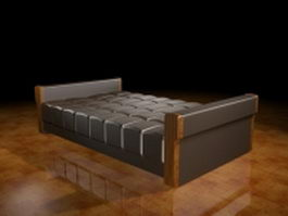 Simmons mattress daybed 3d model