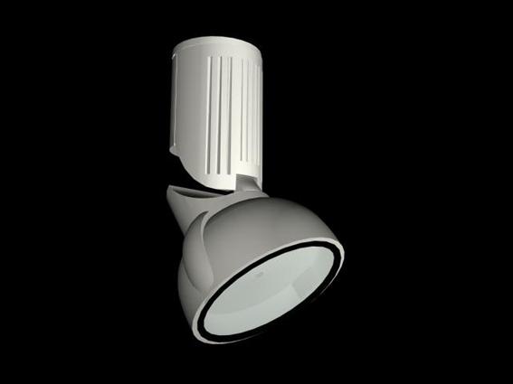 Ceiling Led Spot Light 3d Model 3dsmax 3ds Files Free