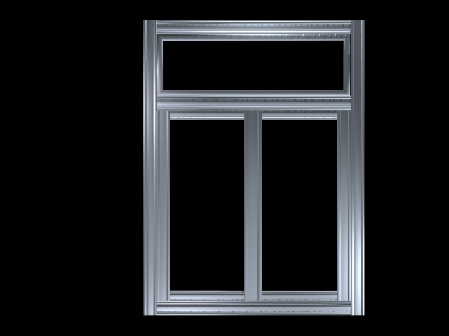 Aluminium Windows 3d Model 3dsmax Files Free Download