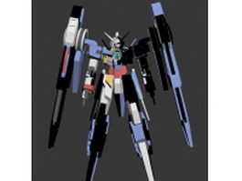 Mobile Suit Gundam AGE-2 3d model