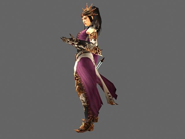 Diablo III character -...