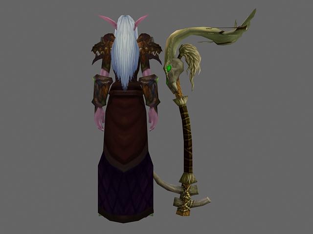tier set druide