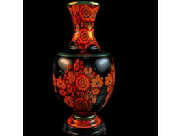 Ornamental vase 3d model