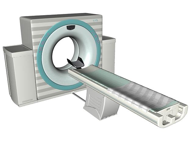 3d scanning machine