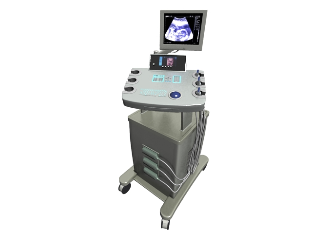 Siemens ultrasound instrument 3d model 3ds max files free download