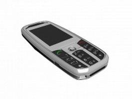Feature phone 3d model