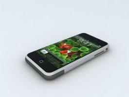 iPhone 3d model