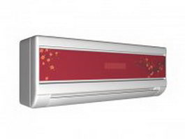 Galanz air conditioner 3d model