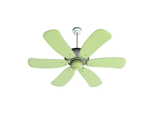 Green ceiling fan 3d model 3ds max files free download modeling green ceiling fan 3d model aloadofball Images