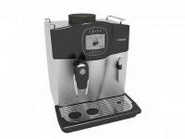 Saeco coffee maker 3d model