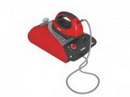 Bosch ironing steam station 3d model