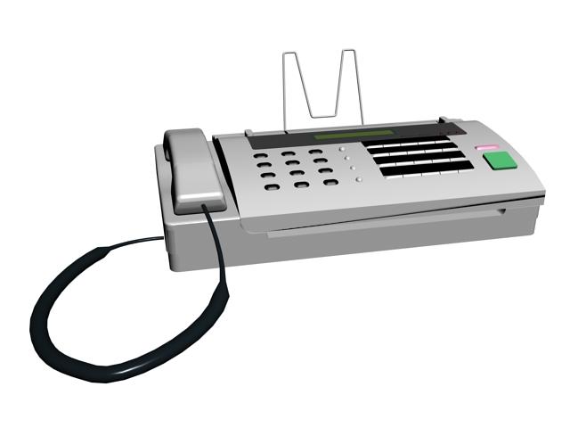 digital fax machine