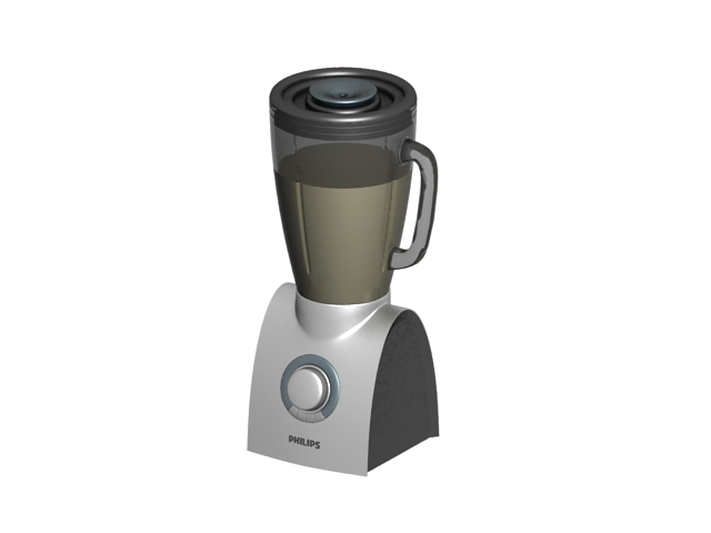 Philips blender 3d model 3ds max files free download - modeling