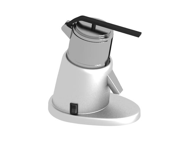 driven espresso machine