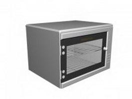 UV sterilizer cabinet 3d model