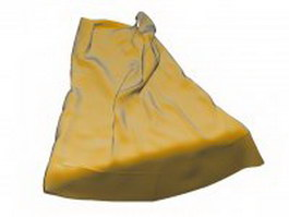 Night skirt 3d model